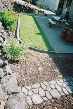 Landscape Borders Gig Harbor